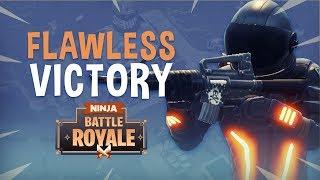 Video Flawless Victory! - Fortnite Battle Royale Gameplay - Ninja MP3, 3GP, MP4, WEBM, AVI, FLV Mei 2018
