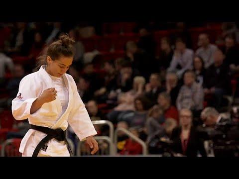 Judo Grand Slam Düsseldorf 2019: Rekordzahl von 606 Athleten aus 93 Ländern