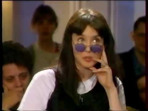 Isabelle Adjani chez Pivot 1994