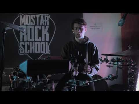 Mostar Rock School prikazuje