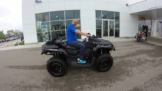 9. ****BRAND NEW 2018 Can-Am Outlander max 1000 XT-P