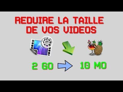 comment modifier la qualité d'une vidéo