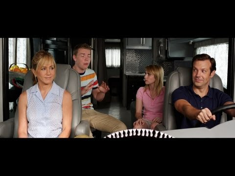 Watch Jennifer Aniston Strip In The 'We're The Millers' Trailer