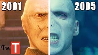 Video 10 Harry Potter Actors Who Were Replaced In The Sequels MP3, 3GP, MP4, WEBM, AVI, FLV Oktober 2018