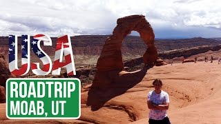 Moab (UT) United States  City new picture : Arches National Park, Moab UT - United States of Adventure - Ep. 9