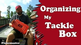 Video How to Organize Your Tackle - Fish Hooks and Sinkers - Terminal Fishing Tackle MP3, 3GP, MP4, WEBM, AVI, FLV Agustus 2018