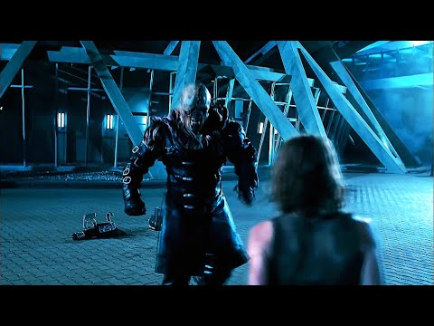 Final Fight with Nemesis | Resident Evil 2: Apocalypse [Open Matte]