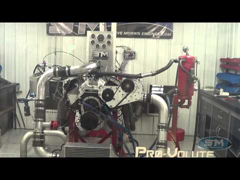 1,500+ hp 540 BBC F2 Carb pump gas