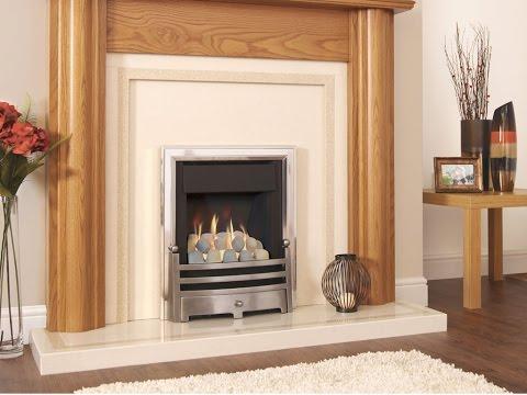 Verine Midas Plus High Efficiency Gas Fire