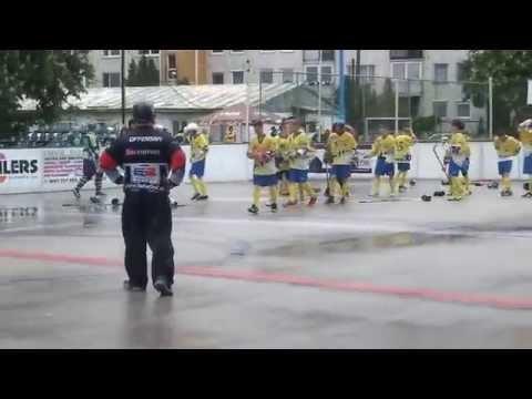 HBK Nitrianski rytieri Nitra U16 - MŠK Kežmarok U16 0:2