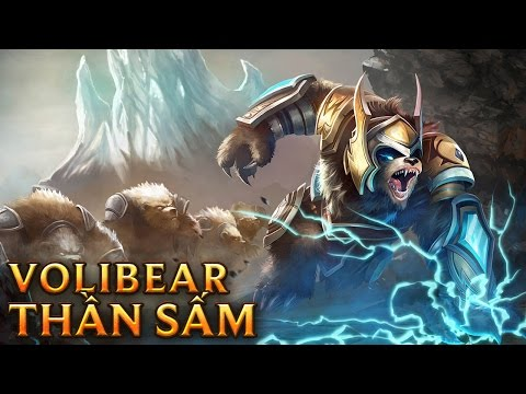 Volibear Thần Sấm - Thunder Lord Volibear
