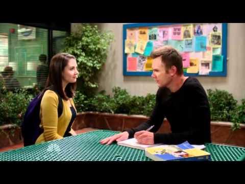 Community S03E11 - Annie hums Michael Haggin's Daybreak