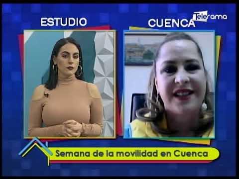 Semana de la movilidad en Cuenca