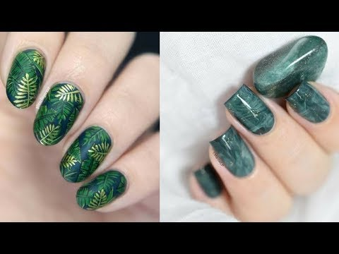 Nail designs -  Beautiful Nail Art Designs & Ideas  BEST NAILS TUTORIAL #5