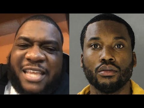 AR-AB Speaks on MEEK MILL being placed in PROTECTIVE CUSTODY while in PRISON ! (видео)