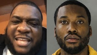AR-AB Speaks on MEEK MILL being placed in PROTECTIVE CUSTODY while in PRISON !