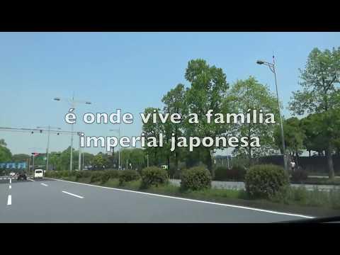 Pelas Ruas de Tokyo Streets of Tokyo 東京の通り I  Japão a terra do sol nascente