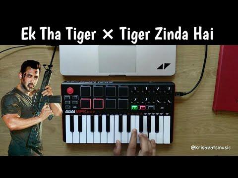 Ek Tha Tiger × Tiger Zinda Hai ; Theme Cover (krisbeats)