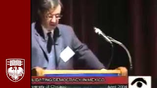 Conference: Consolidating Democracy in Mexico- Keynote Address