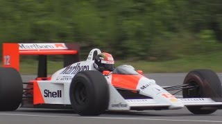 Download Lagu McLaren Honda MP4/4 (1988 late) vol.2 - Ultimate V6 Turbo engine Mp3