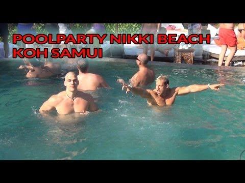 ProBro Lifestyle – Poolparty Nikki Beach Koh Samui