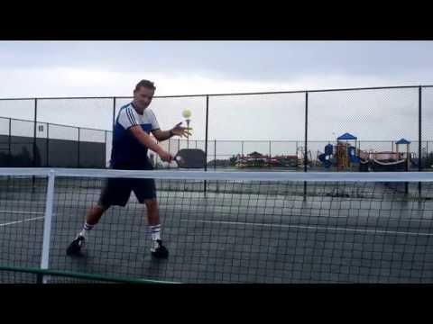 Drop Volleys