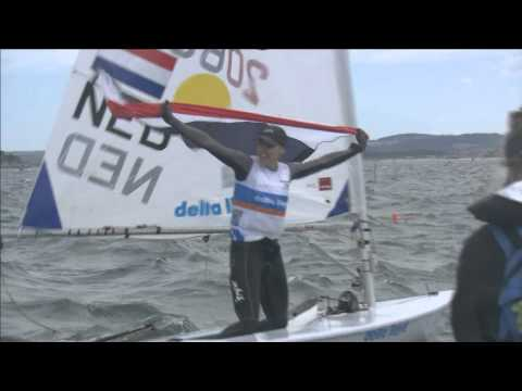 Santander 2014 ISAF Sailing World Championships - Thursday 18th