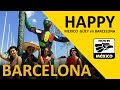 Pharrell Williams - Happy (we're México Güey en Barcelona)