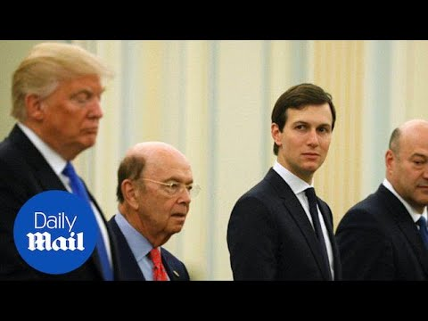 Jared Kushner under scrutiny by the FBI in the Russia probe - Daily Mail