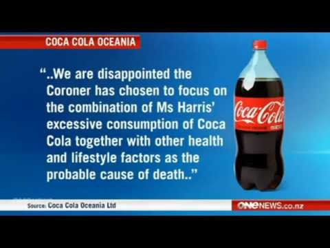 0 Woman Dies Due to Excessive Coca Cola Drinking