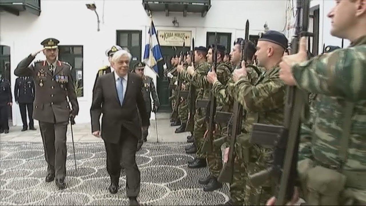 ΠτΔ: Επιδιώκουμε τη φιλία με την Τουρκία και αυτό περνά μέσα από το σεβασμό των συνόρων