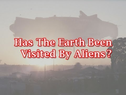 Has The Earth Been Visited By Aliens?   – My Thoughts