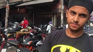 Cheap Price Second Hand Bike Market - Karol Bagh ,Ktm, Harley, Hyosung,DUKE