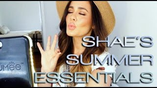 Shaes Summer Essentials Your Daily Obsession Celeb News Beauty Buzz Fashion Trends More
