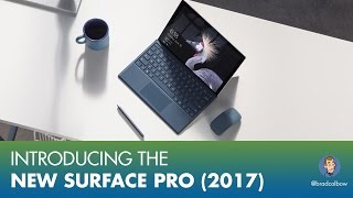Microsoft announced the new Surface Pros today. As was expected they dropped the number from the name, it's now just called the Surface Pro. There were also more upgrades than I expected, especially to the pen.-----------------------------------------------------GET MY PROCREATE COURSE FOR $10https://www.udemy.com/drawing-and-painting-on-the-ipad-with-procreate/?couponCode=COMICCOLORING-----------------------------------------------------My Drawing Gear:Surface Pro 3 - https://alexa.design/2nyx5YGiPad Pro - https://alexa.design/2oSdp1RAdobe Photoshop and Illustrator- http://adobe.comAstropad - http://astropad.com/Procreate - http://procreate.art/Kyle's Brushes for Photoshop - https://www.kylebrush.com/My Video Gear: Camera - iPhone 6 (yeah, I know, but it works)iRig (connects mic to phone): https://alexa.design/2nyE6bNMic: Audio-Technica ATR2100-USB: https://alexa.design/2oYRZQnGrip tight phone mount: https://alexa.design/2nyFyLtRing Light: https://alexa.design/2orOaThTiny lil tripod thingy: https://alexa.design/2nW3fIFMy Twitter: https://twitter.com/bradcolbowMy Patreon: https://www.patreon.com/bradcolbowMy Drawing and video gear: http://bradcolbow.com/mygear/Sign up for the newsletter:http://whichdrawingtablet.com/newsletter-signup/