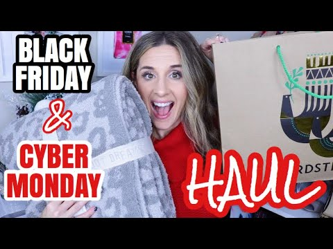 BLACK FRIDAY/CYBER MONDAY HAUL
