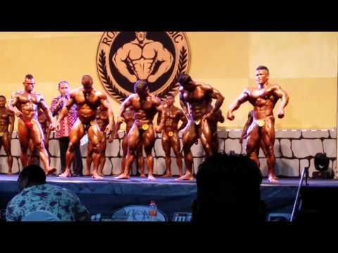 Ronnie Coleman Classic 2013