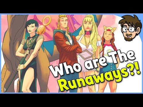 Complete History of the Runaways! [Marvel Comics]
