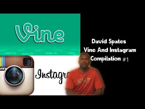 David Spates Vine & Instagram Compilation #1