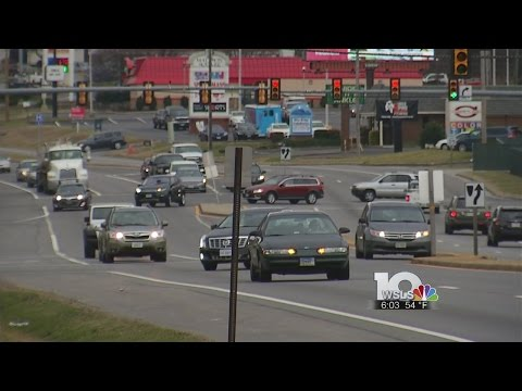 Dangerous Intersections: Areas with the most accidents in Roanoke County