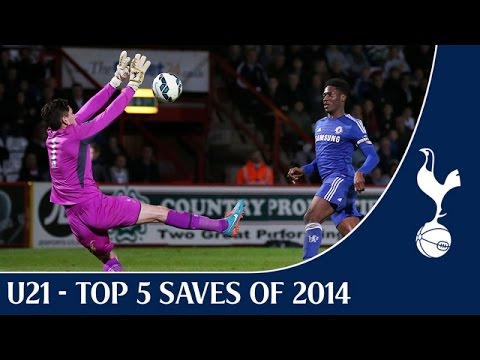 Video: Top 5 Saves of the Year   Spurs U21s