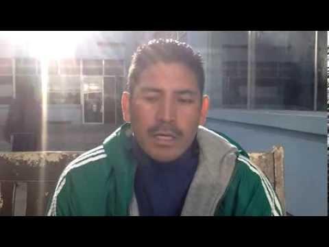 """Video. """"Declaración del Sr. Rene Martínez"""" (Feb 2014)"""