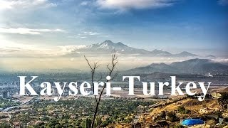 Kayseri Turkey  city images : Turkey/Kayseri (Erkilet Hill) Part 77