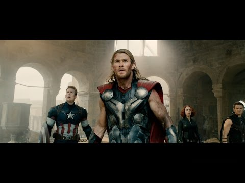 marvel's avengers: age of ultron - trailer originale