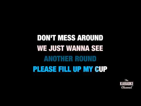"Party Rock Anthem in the Style of ""LMFAO"" karaoke video with lyrics (no lead vocal)"