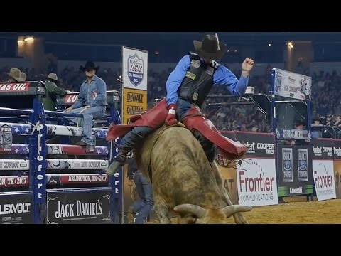 2017 PBR IRON COWBOY - DALLAS, TEXAS