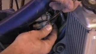 7. Gray Wire Modification 2006 WR250