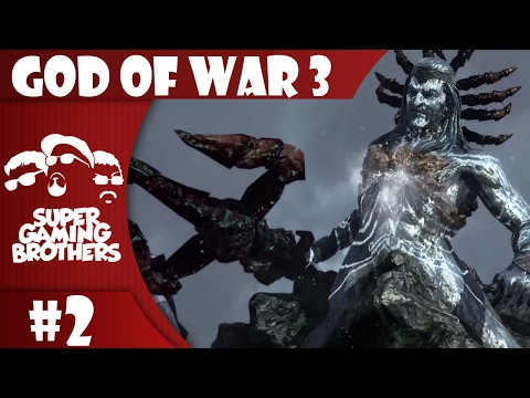 SGB Play: God of War III - Part 2 | Our EYES Are On Poseidon (видео)