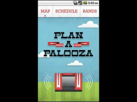Video of Plan-A-Palooza
