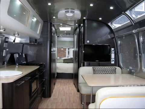 2012 Airstream International Signature 30' Recliner - Travel Trailer RV Camper